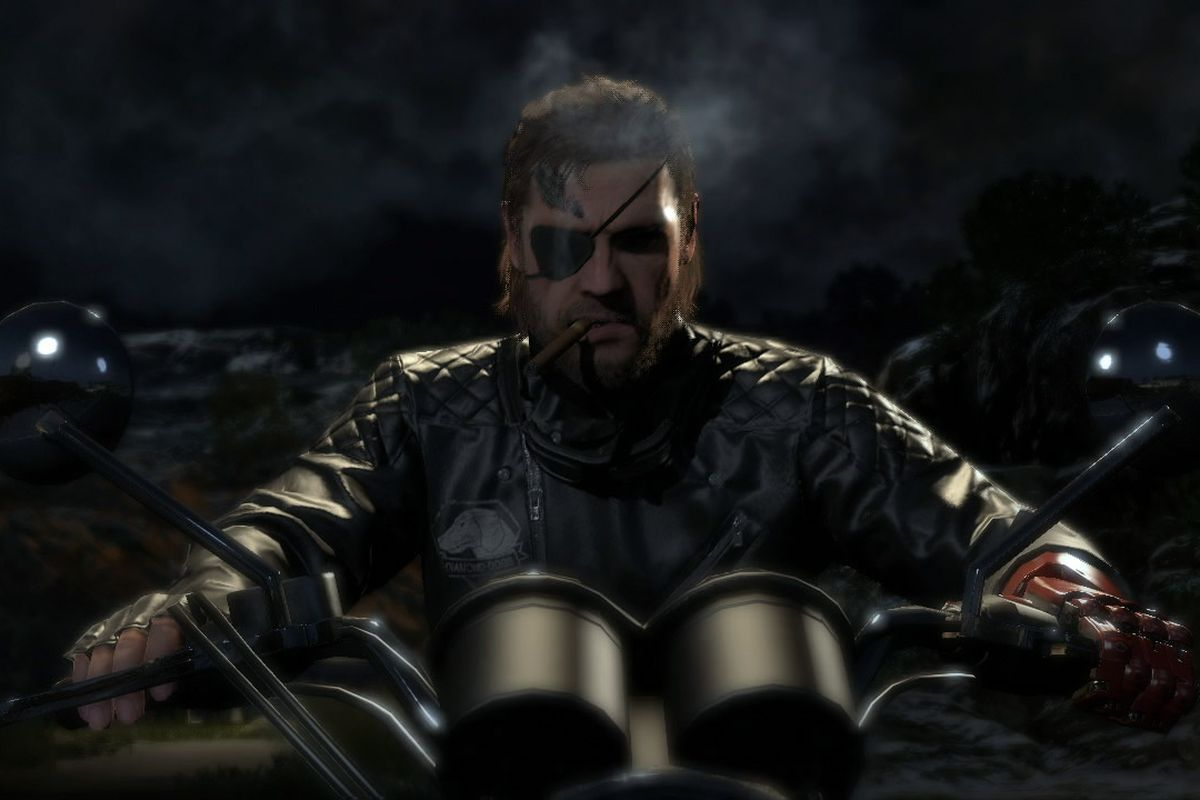 Metal Gear Solid 5  The Phantom Pain Revealed  Preceded By Ground Zeroes  Update