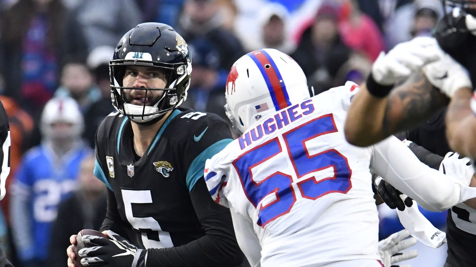 State of the Buffalo Bills roster, defensive ends: alright for now