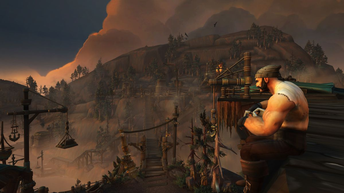 We've played World of Warcraft: Battle for Azeroth's first dungeon