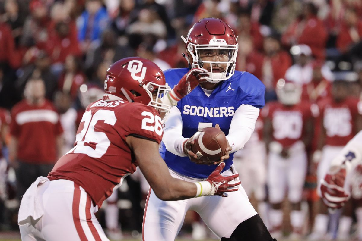 Oklahoma Football: Post-spring depth chart projection