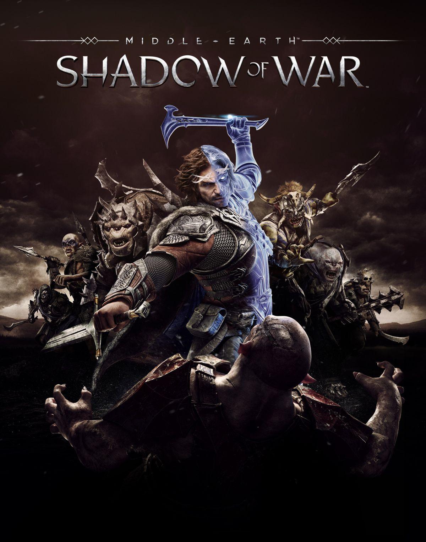 Middle Earth: Shadow of War key art