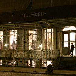 """<b>↑</b>Master of Southern prep with an urban twist, <b><a href="""" http://www.billyreid.com/"""">Billy Reid</a></b> (54 Bond Street) holds court in Noho with a store steeped in his effortless aesthetic. The chunky-knit sweaters and sharp wool coats are especi"""