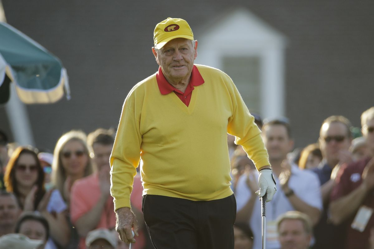 Jack Nicklaus turns 80 and is still relevant to golf