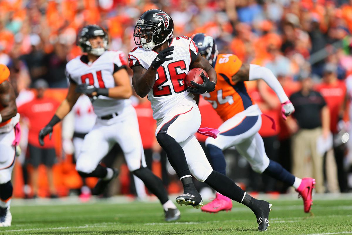 Tevin Coleman (GettyImages)