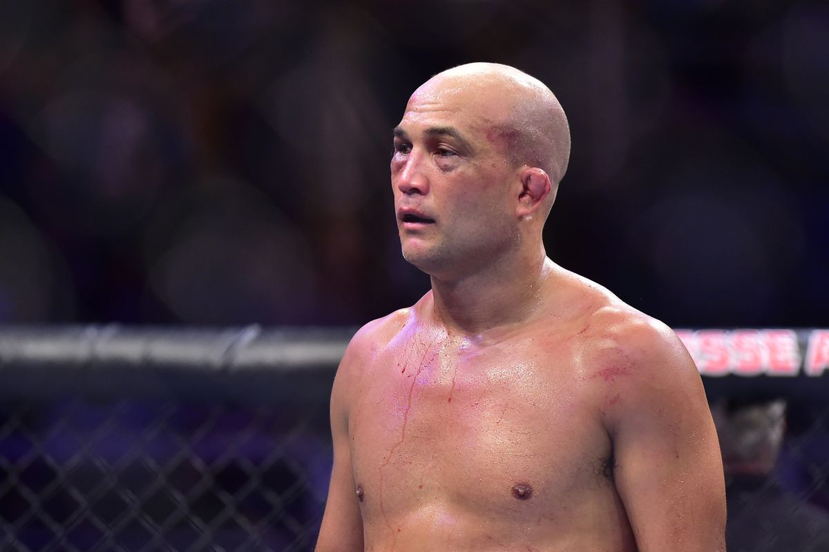 MMA: UFC 237-Penn vs Guida