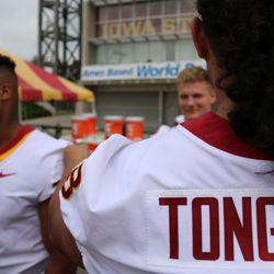 Kamilo Tongamoa Interviews Teammates - Part 2