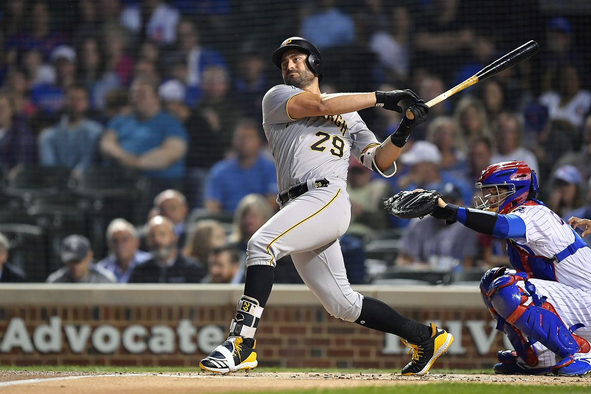 1c14cb974 Pittsburgh Pirates Reportedly Open to Trading Francisco Cervelli ...
