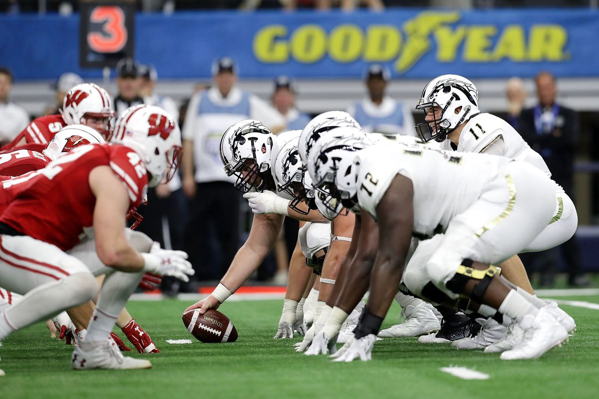 81st Goodyear Cotton Bowl Classic - Western Michigan v Wisconsin