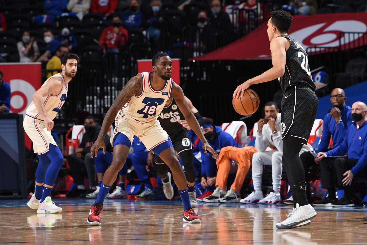 Brooklyn Nets v Philadelphia 76ers