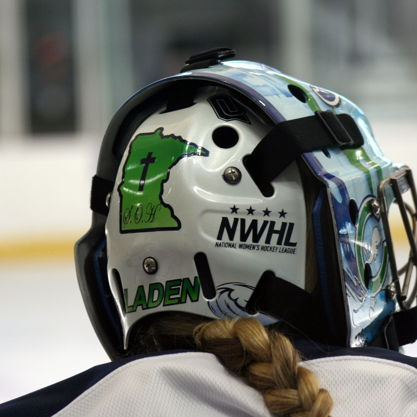 Interview With Chelsea Laden Of The New York Riveters Blueshirt Banter