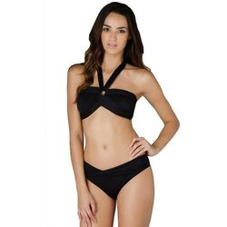 """<b>Seafolly's</b> Goddess Bandeau Top is flattering on just about everyone. <a href=""""http://www.everythingbutwater.com/browse/products/seafolly/goddess/46912+s3816-065.html"""">$92</a> at Everything But Water"""
