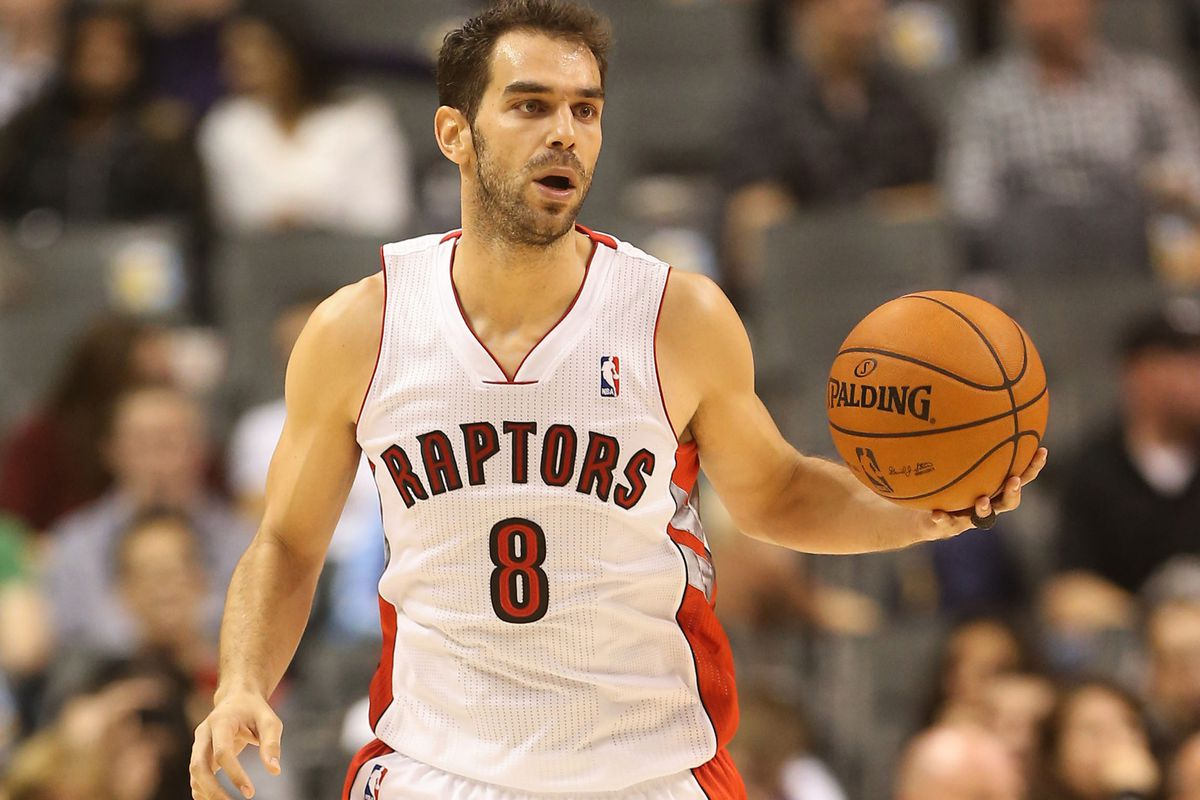Jose Calderon and the second unit came up big again in Memphis