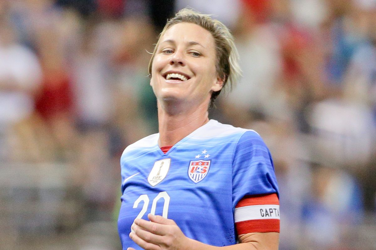 There U0026 39 S Only One Abby Wambach  So Don U0026 39 T Try To Be Like Her