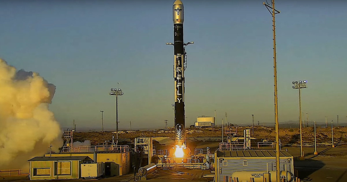Firefly releases video and more details about its Alpha rocket that exploded mid-flight