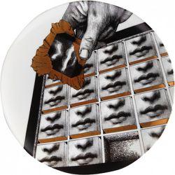Fornasetti Theme & Variation Plates, $305