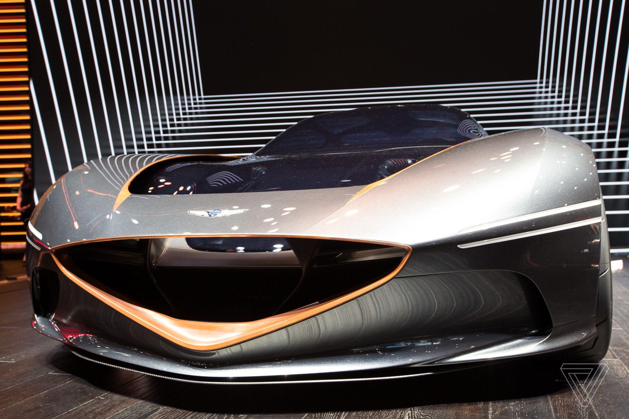 Genesis Essentia (Hyundai), концепт