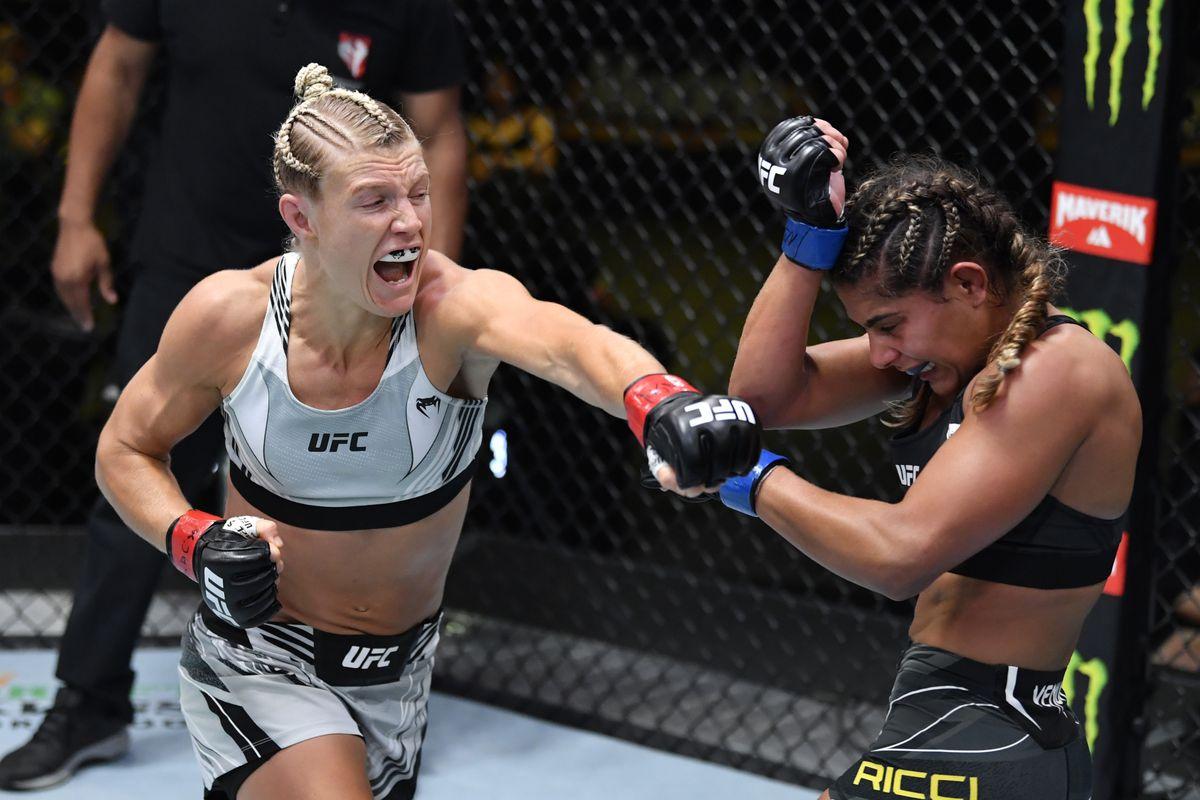 UFC Fight Night: Fiorot v Ricci