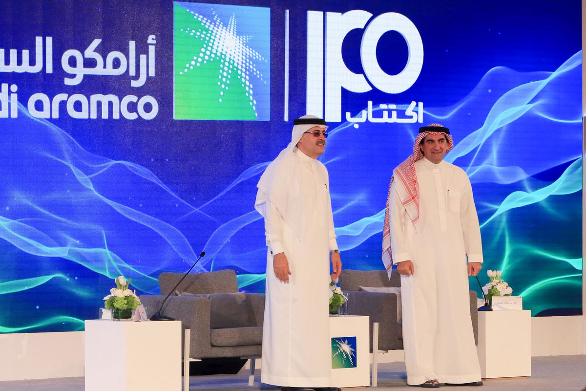 Saudi Aramco S Ipo What To Know About The World S Most