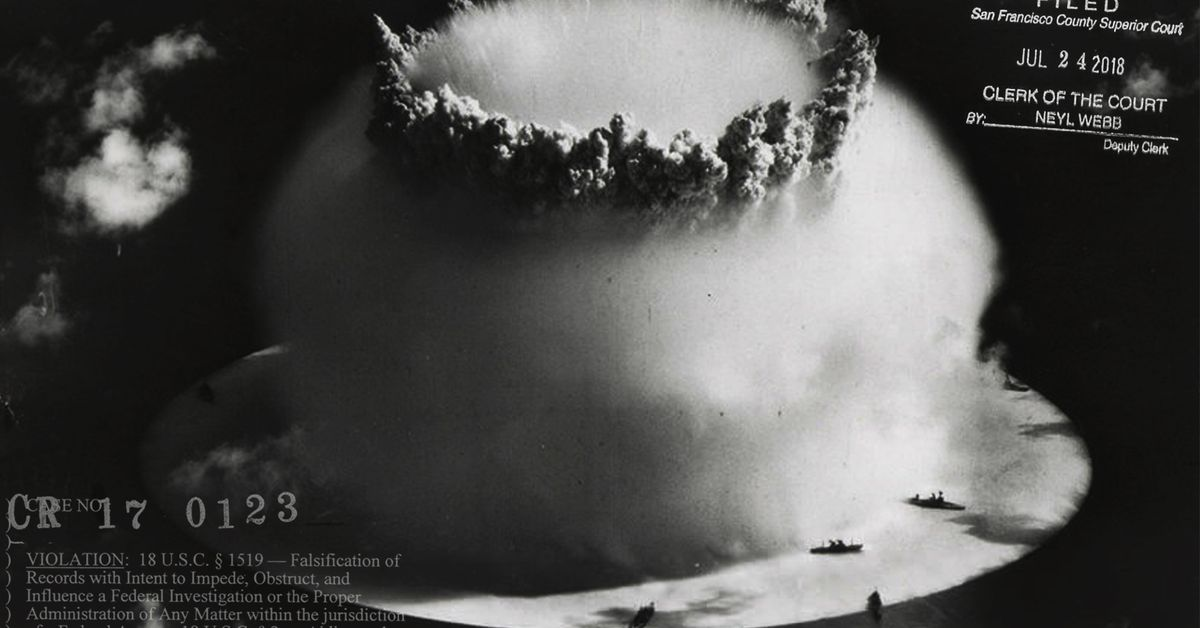 The never-ending mess from Americas early nuclear tests