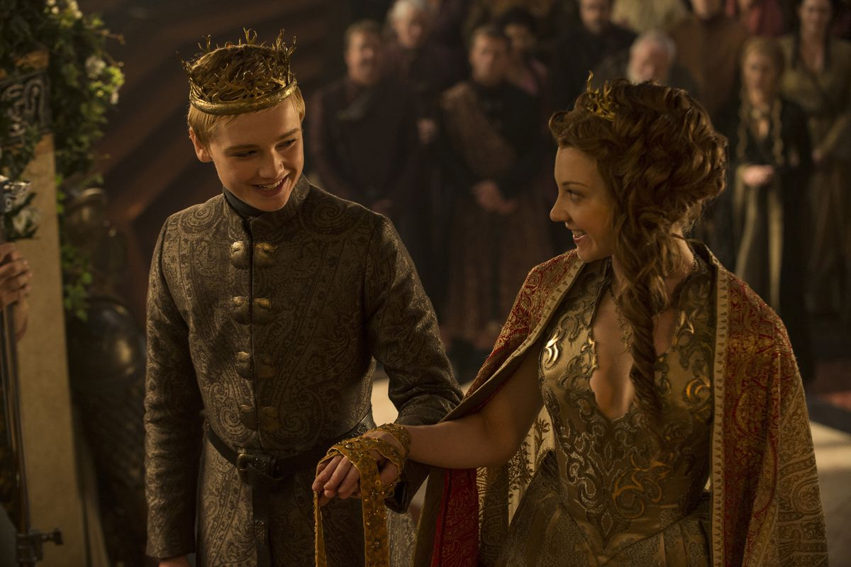 Margaery thinks just being married to the king will be enough to gain power. Cersei knows just how misguided that belief is.