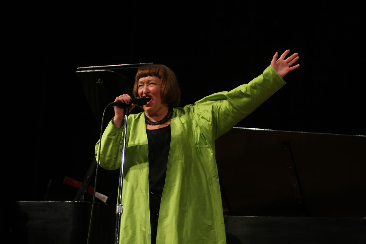 Sheila Jordan is among the lineup for the 2017 Chicago Jazz Festival.  <br> SUPPLIED PHOTO