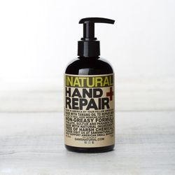 """Sam's Natural Hand + Repair Lotion, <a href=""""http://www.westelm.com/products/mrk-sams-natural-hand-repair-lotion-d653/?pkey=e%7Csam%2527s%2Bnatural%7C13%7Cbest%7C0%7C1%7C24%7C%7C11&cm_src=PRODUCTSEARCH
