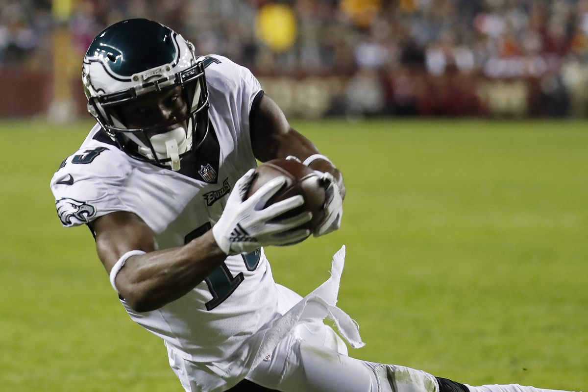cea35097f79 Eagles News: NFL insider says Philadelphia could include Nelson Agholor in  trade for veteran player