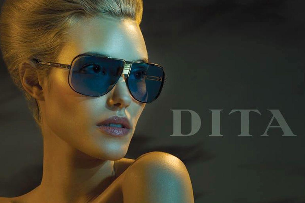 "Campaign image via <a href=""https://www.facebook.com/DitaEyewear/photos/pb.49065658508.-2207520000.1403707821./10152276715938509/?type=3&amp;theater"">Dita</a>"