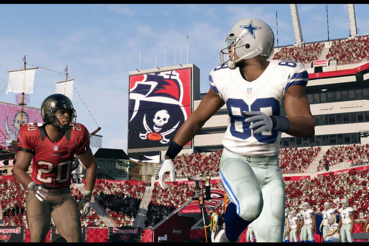 Gallery Photo: 'Madden NFL 13' Wii U screenshots