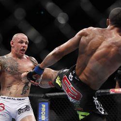 UFC 134 Photos