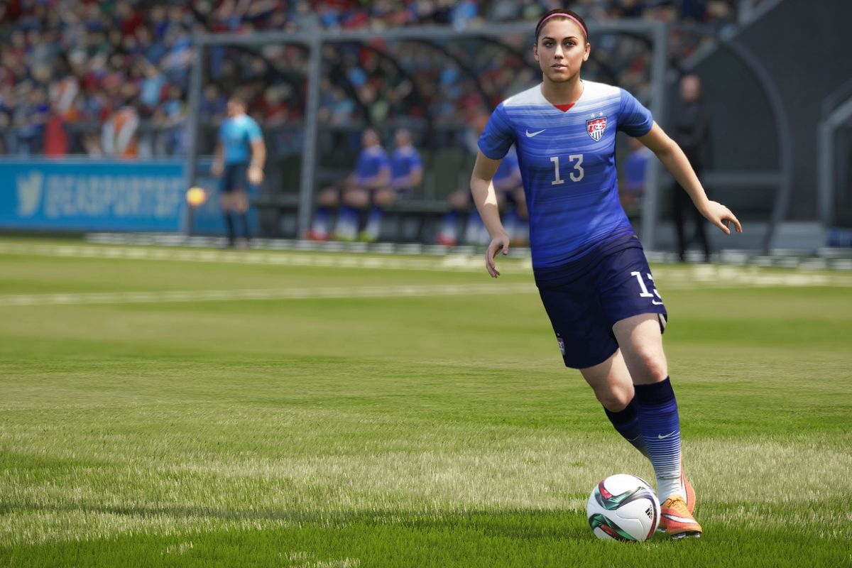 Now for Some Other FIFA News: 12 Women's National Soccer Teams Finally Get in the (EA) Game