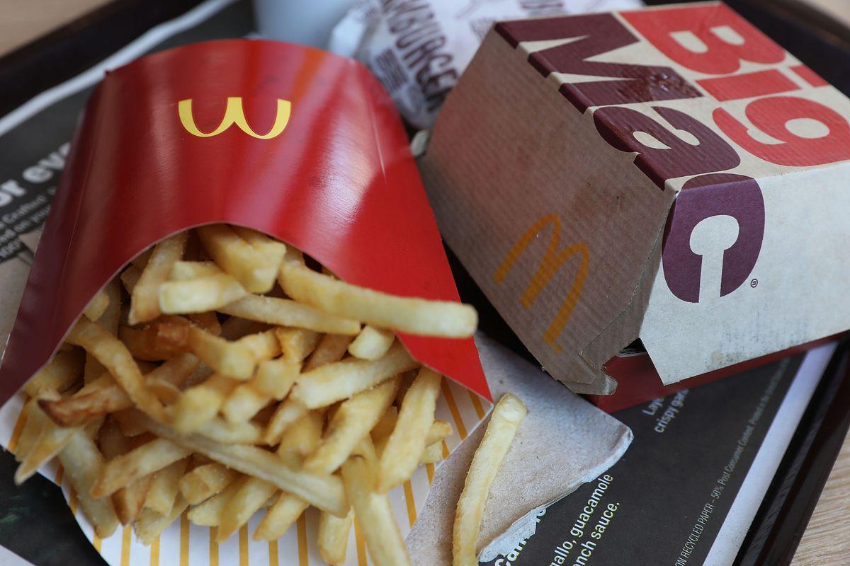 McDonald's Quarterly Profits Rise 5.5 Percent, Beating Estimates