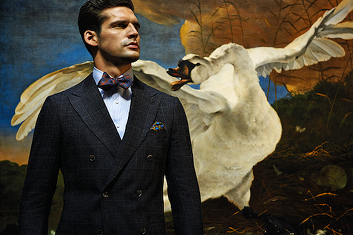 >Suit Supply's Fall/Winter 2013 campaign