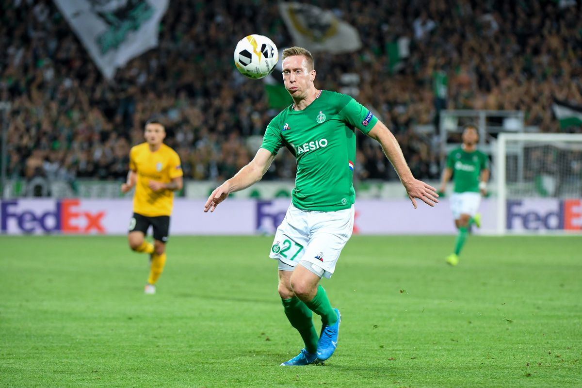 Association sportive de Saint Etienne v FK Oleksandria - UEFA Europa League, Group I