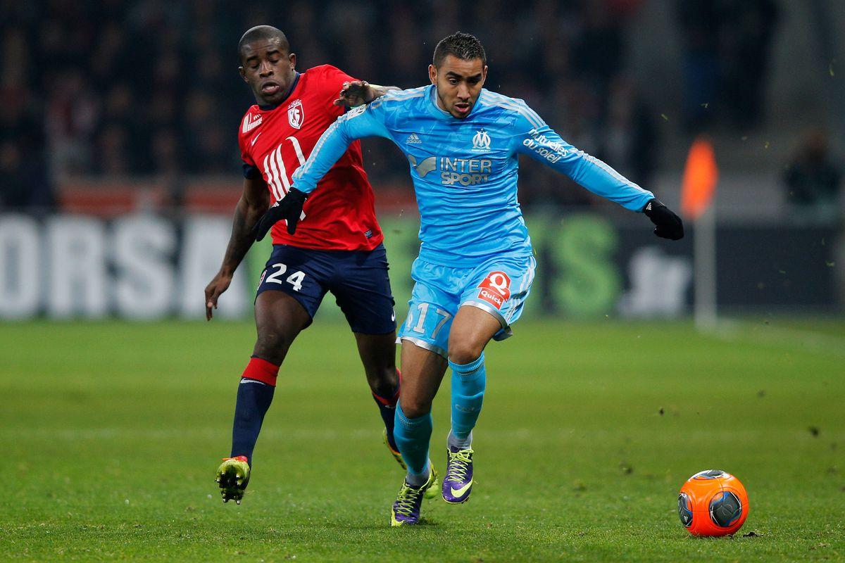 LOSC Lille v Olympique de Marseille - Ligue 1