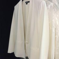 DKNY blazer, $30