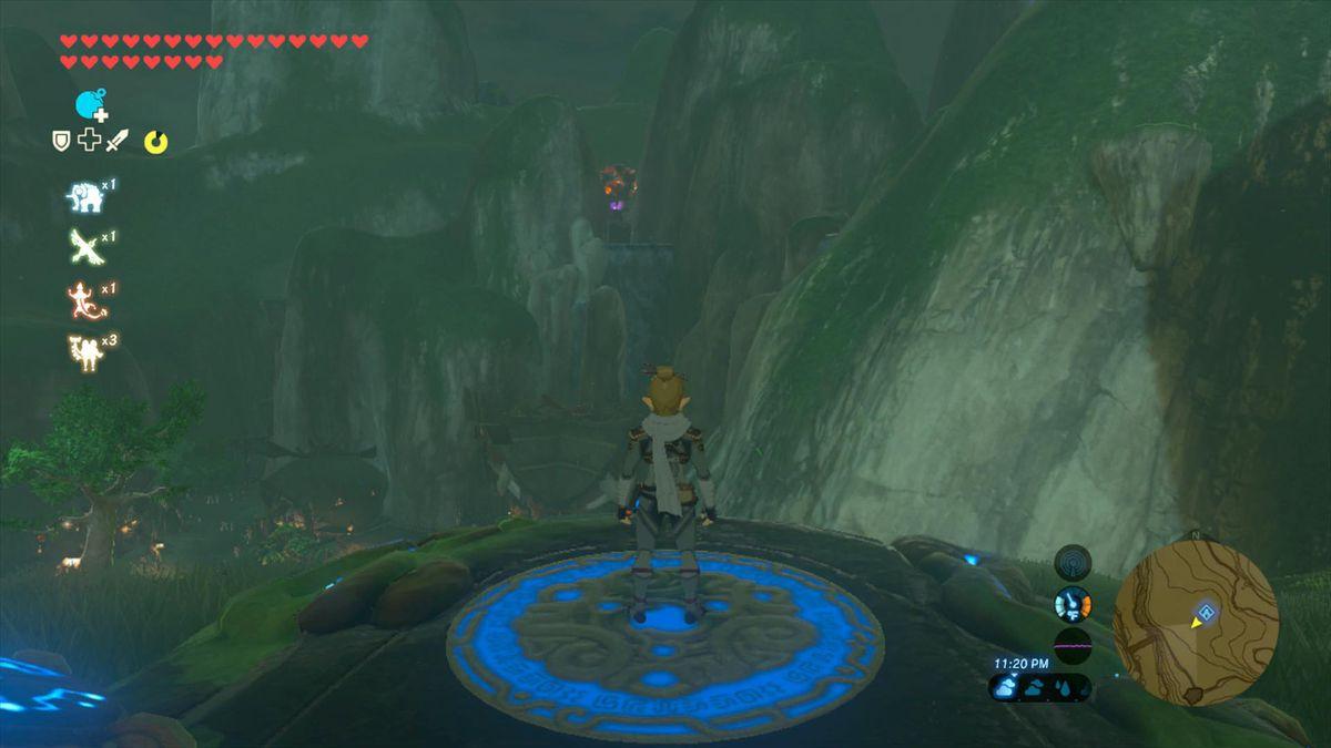 Breath Of The Wild Dark Link >> Zelda Breath Of The Wild Guide Fang And Bone And Kilton Polygon