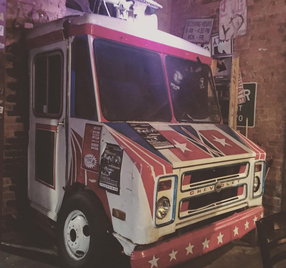 Wits End Food Truck