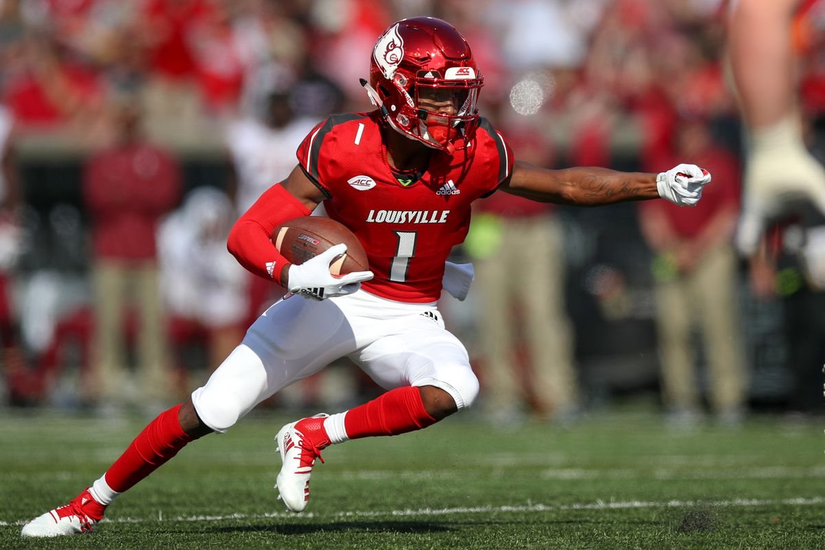 COLLEGE FOOTBALL: SEP 29 Florida State at Louisville