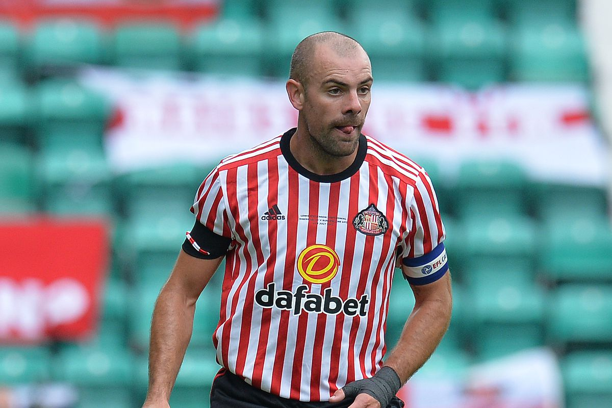 Darron Gibson launches expletitive-ridden rant at Sunderland team-mates
