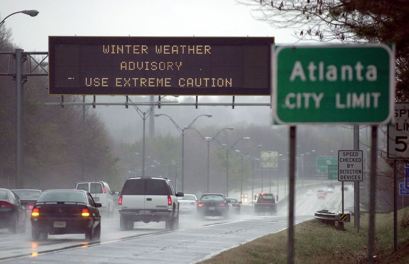 The Last Time Atlanta Hosted The Super Bowl It Was A Weather Disaster Sbnation Com