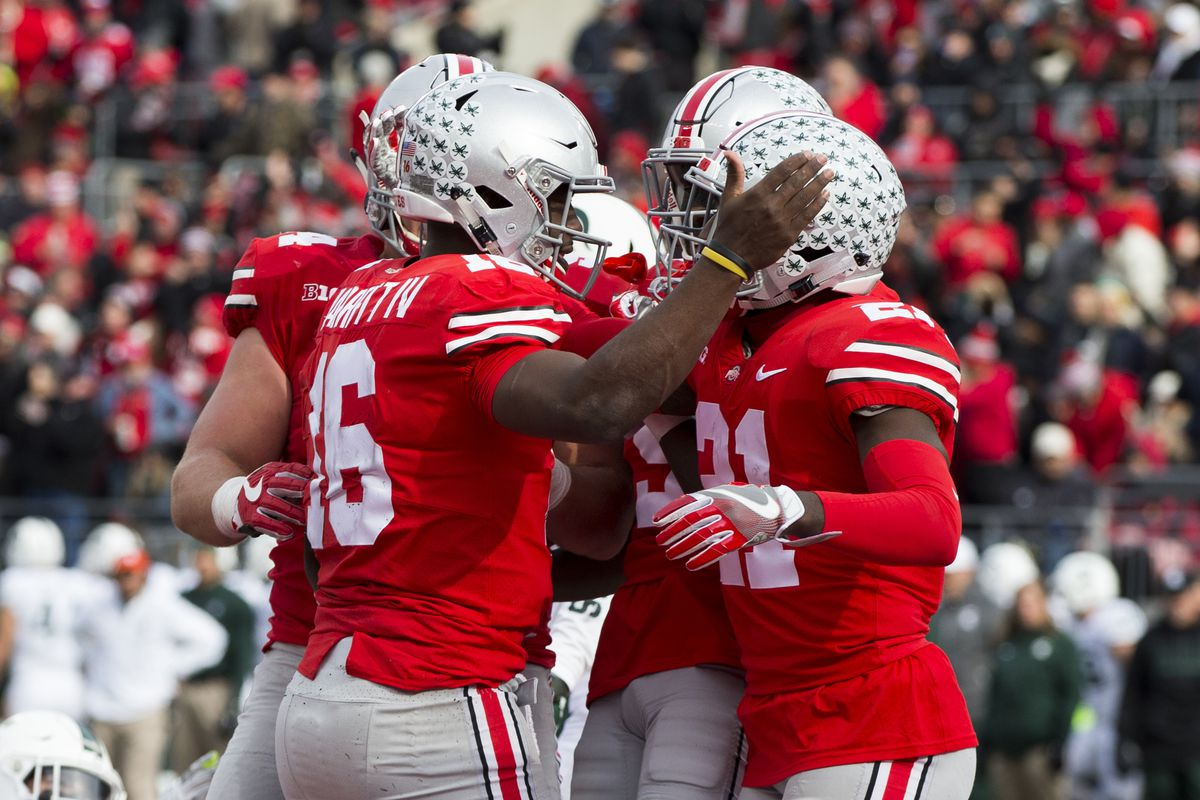 The Illibuck Is One Of The Most Lopsided Rivalry Trophy Series In The Big Ten Land Grant Holy Land