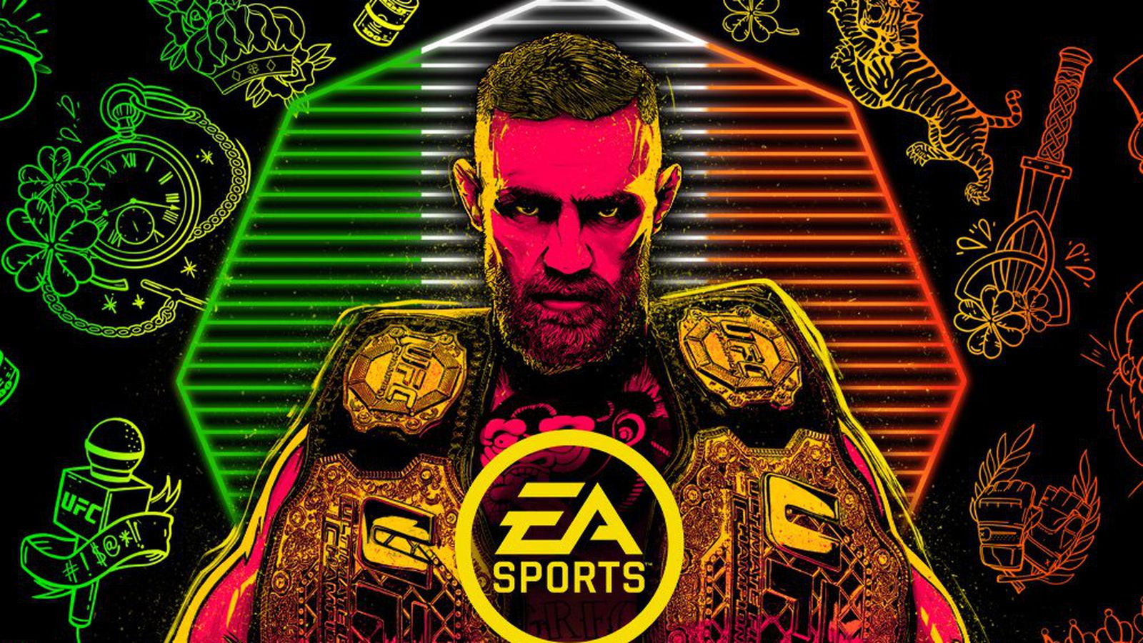 Pic EA Sports UFC Launches Notorious Edition Ahead Of