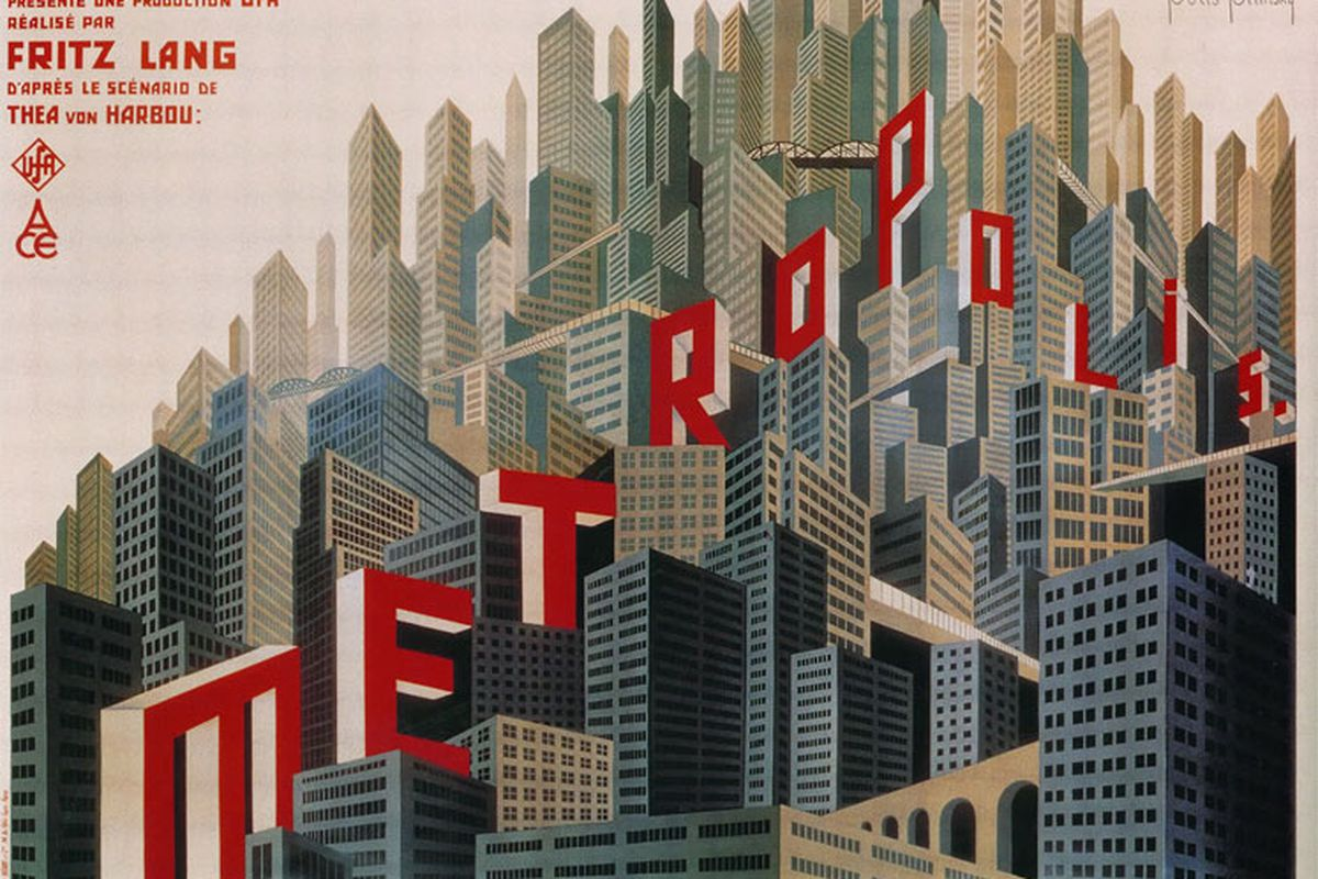 Metropolis Lang