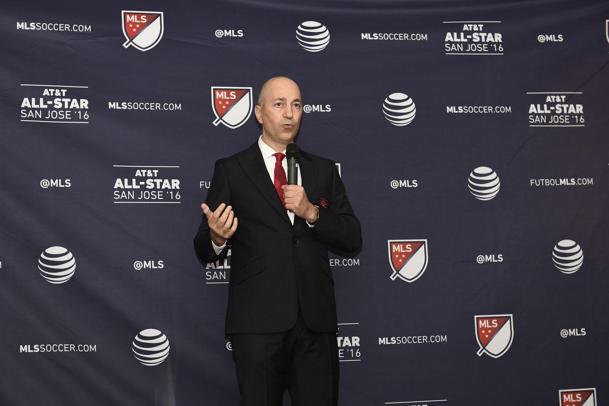 MLS: MLS Welcome Reception