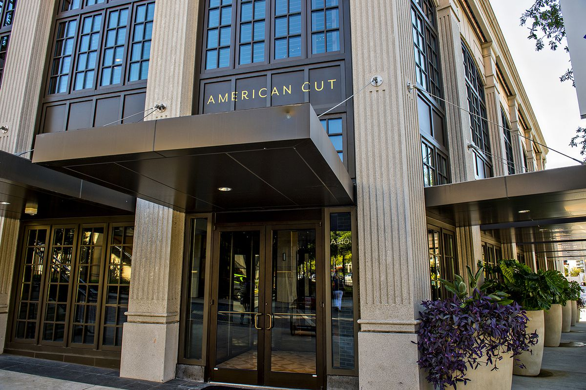 Inside American Cut And The Regent Cocktail Club Now Open In