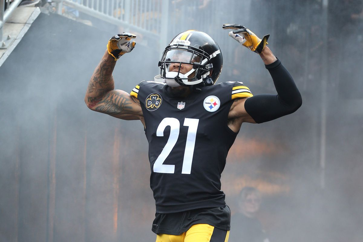online retailer d26d2 6a3fd Steelers News: Joe Haden is just happy to be on a winning ...