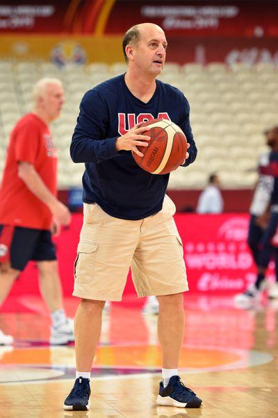 2019 FIBA Basketball World Cup - USAB Shootaround