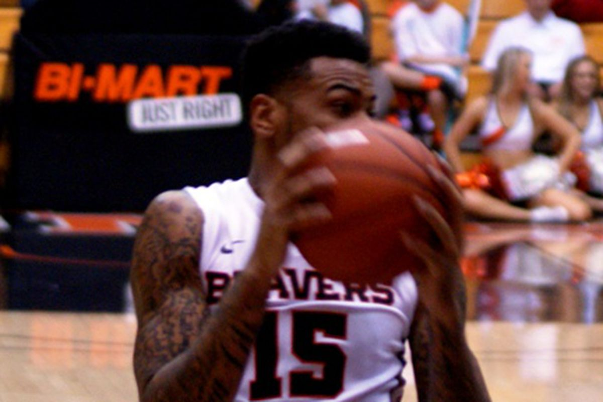 Eric Moreland had a career high 23 points, and Hallice Cooke did too, but it wasn't enough for Oregon St. to overcome Radford.