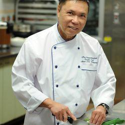 Arun has helmed his namesake restaurant for 33 years.   Victor Hilitski/For the Sun-Times